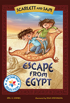 Scarlett and Sam: Escape from Egypt